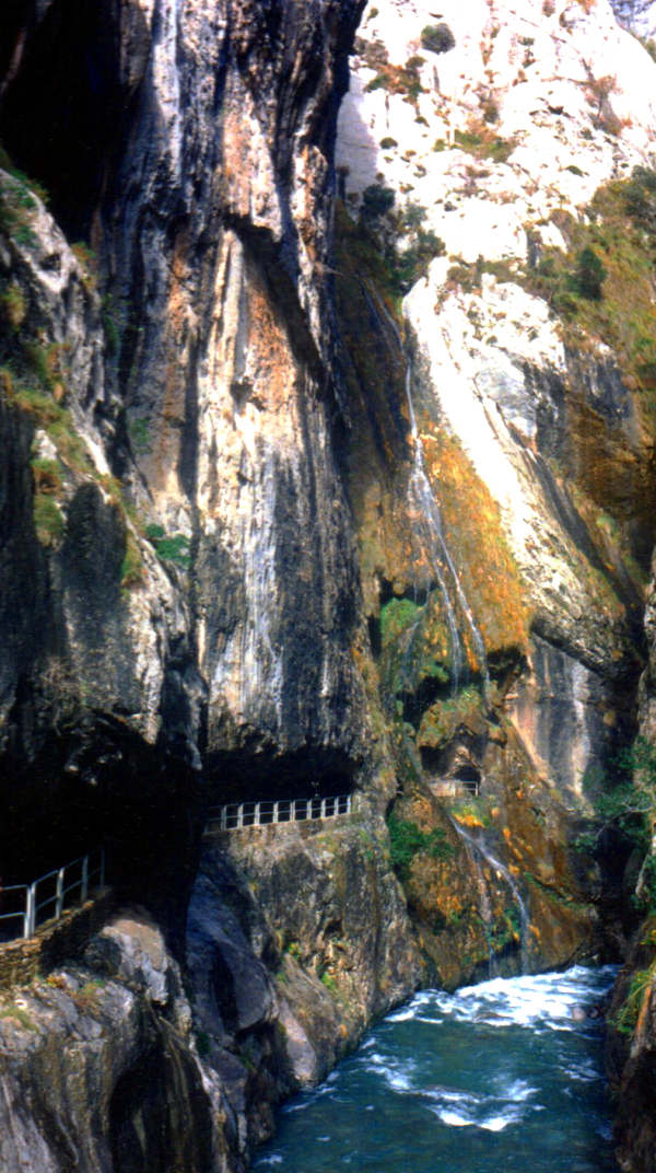 Gorges Cares- North of Spain