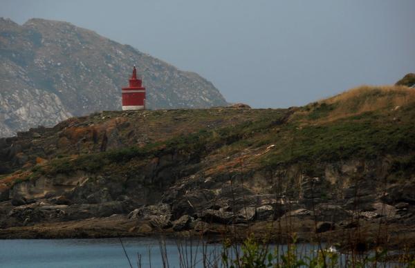 Cabo Homen´s lighthouse (Spain)