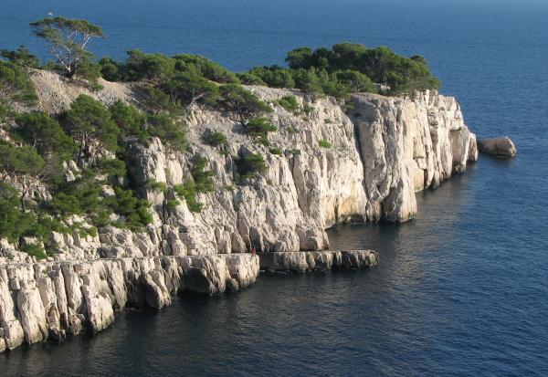 Calanques - La Provenza y Costa Azul de Francia