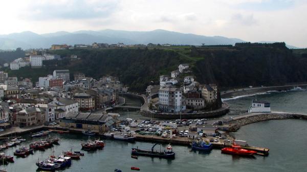 Luarca, Asturias- Spain