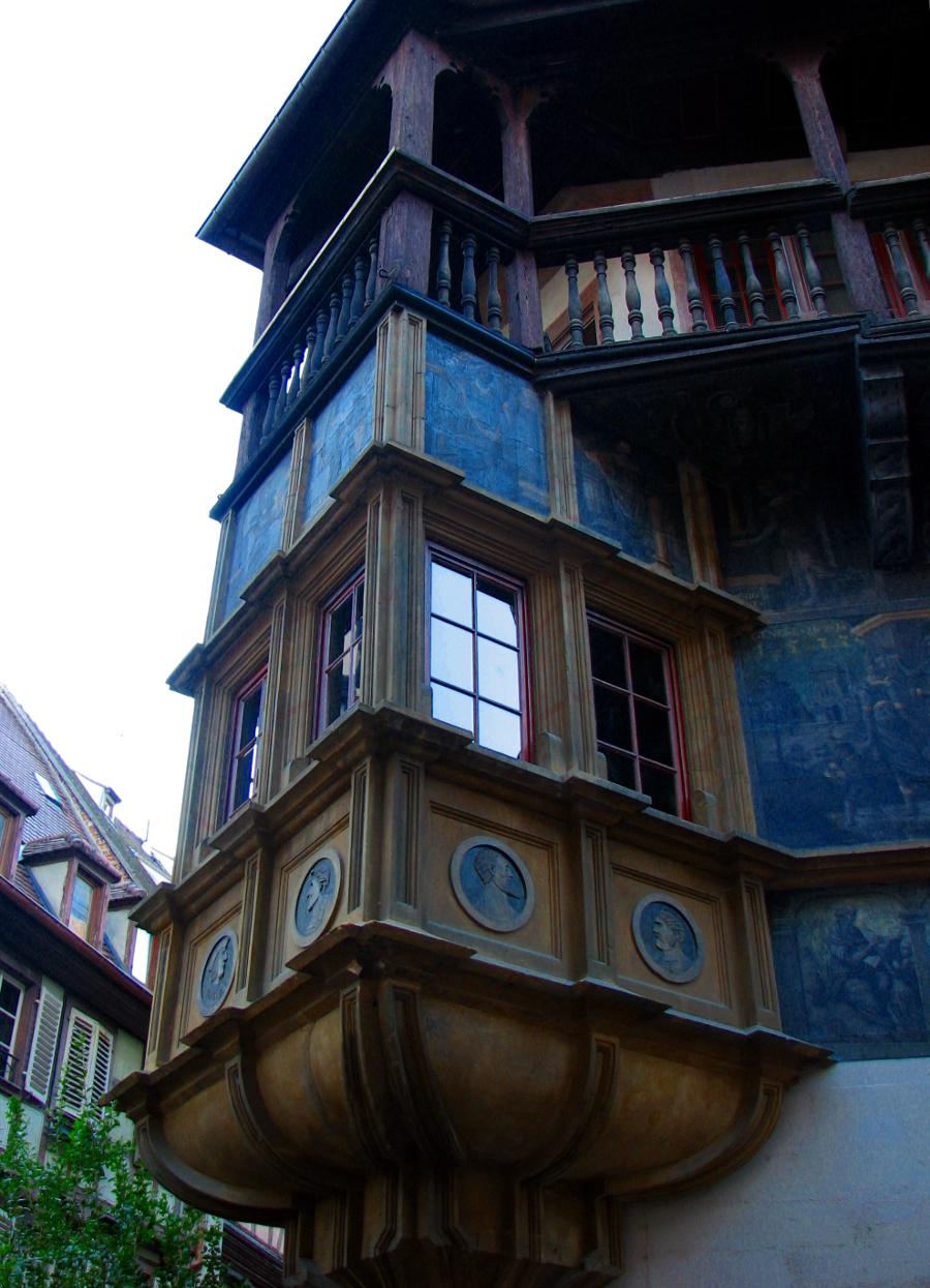 Another window - balcony corner