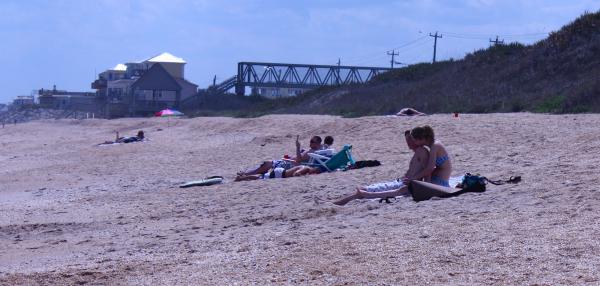 Untitled (Beach I)