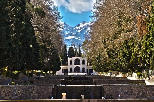 Shazdeh Garden-Mahan-Iran