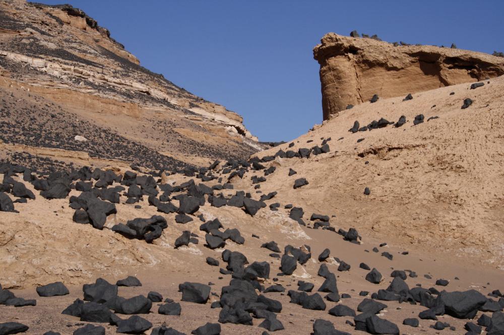 The Black Stones