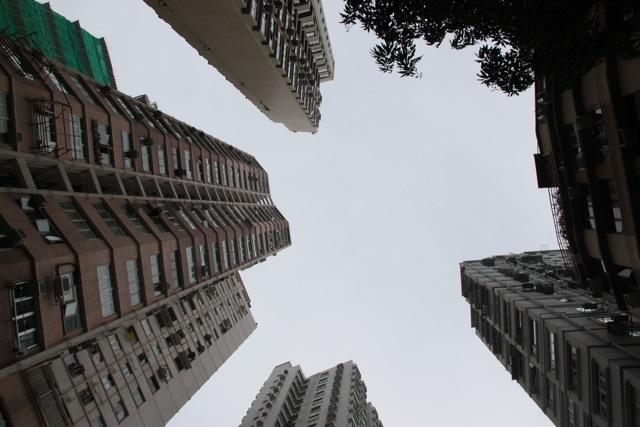 Hong Kong H1 tour view
