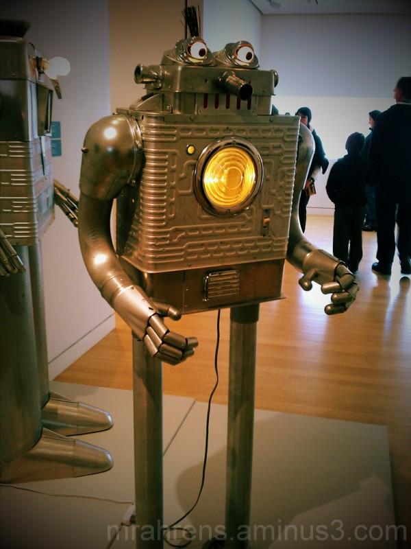 Robots on Display