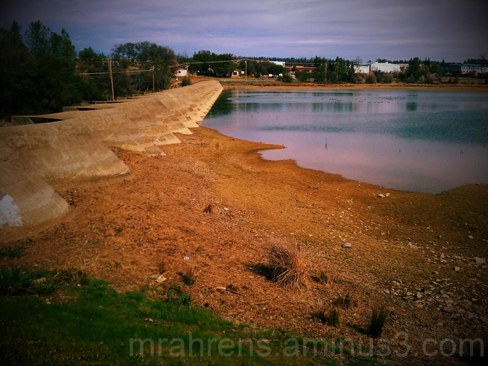 Rock Creek Dam