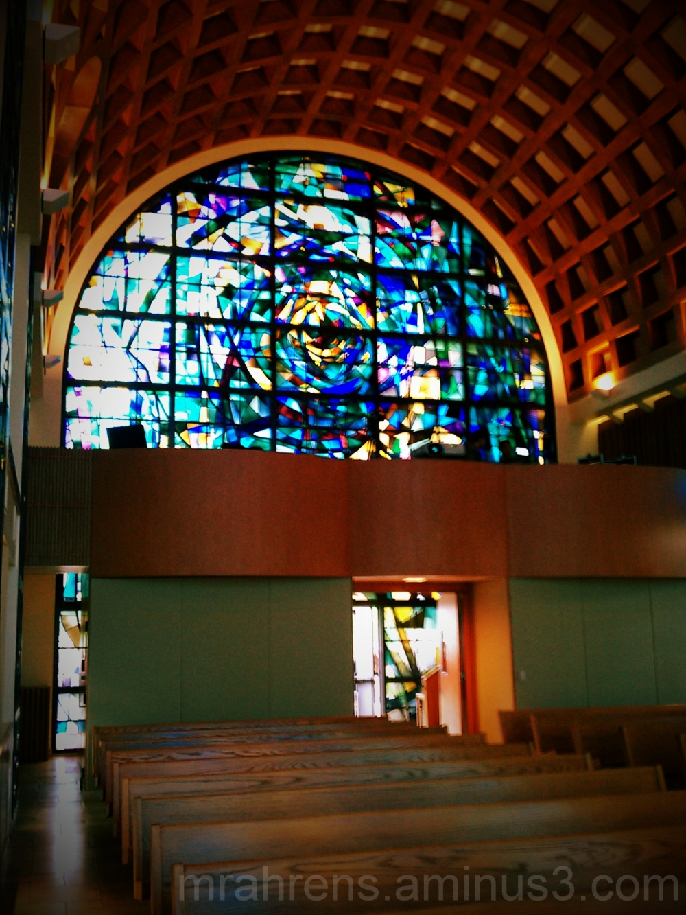 Pepperdine University Chapel