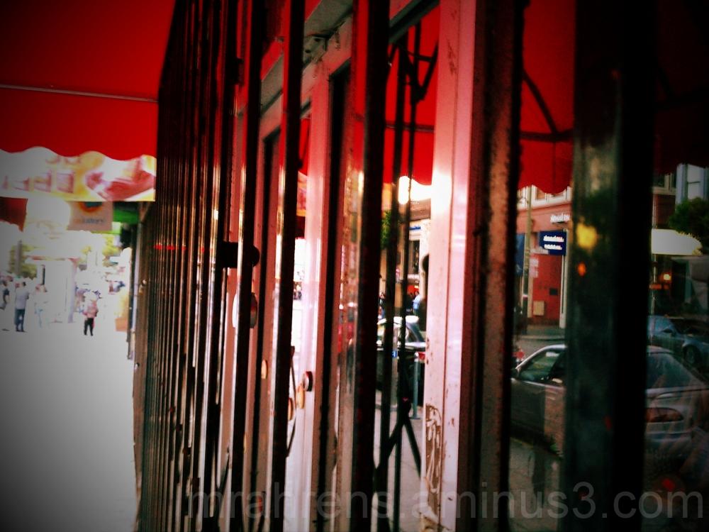 Reflective Storefront