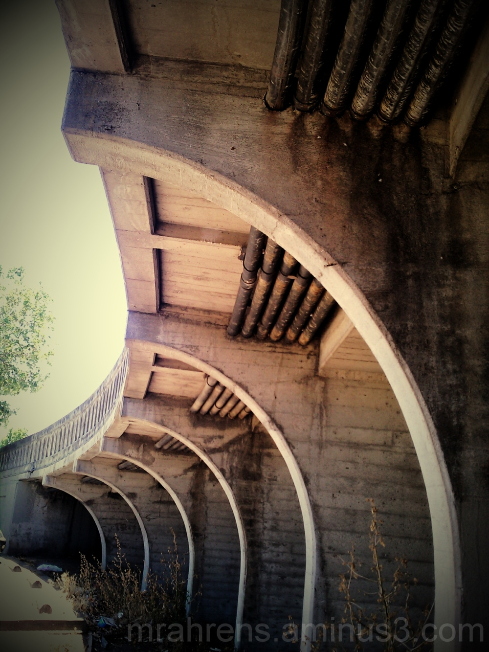 The Curvy Bridge