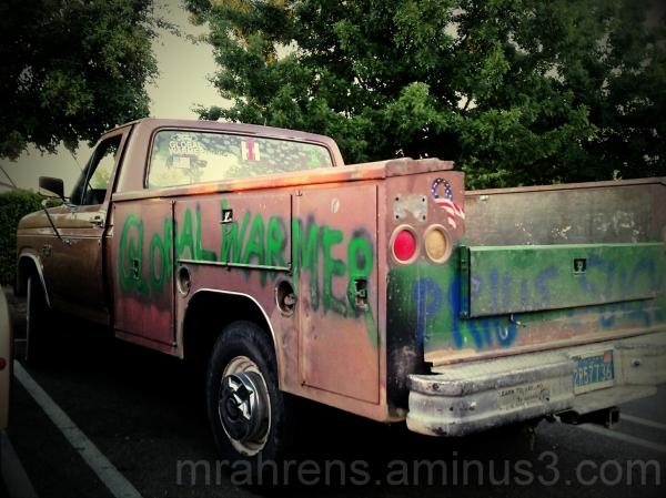 Vandalism or Activism?