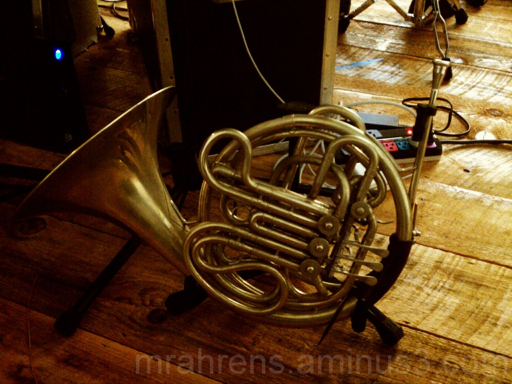 Stage Horn