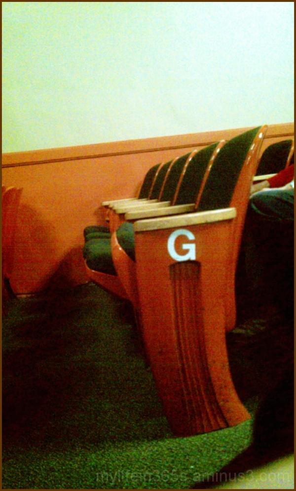 Row G