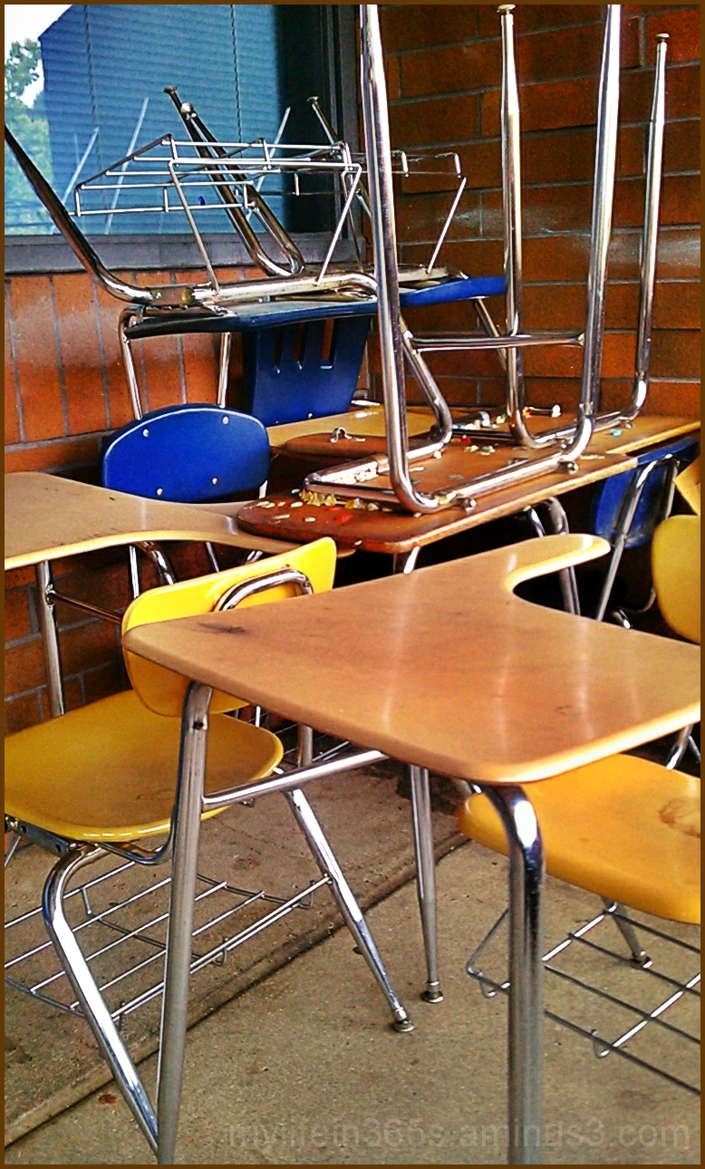 Summer Desks