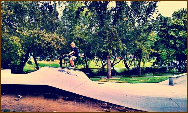Skate Park Sunday