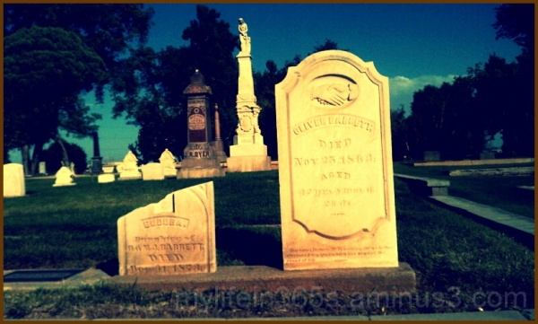 Roseville Cemetery 1
