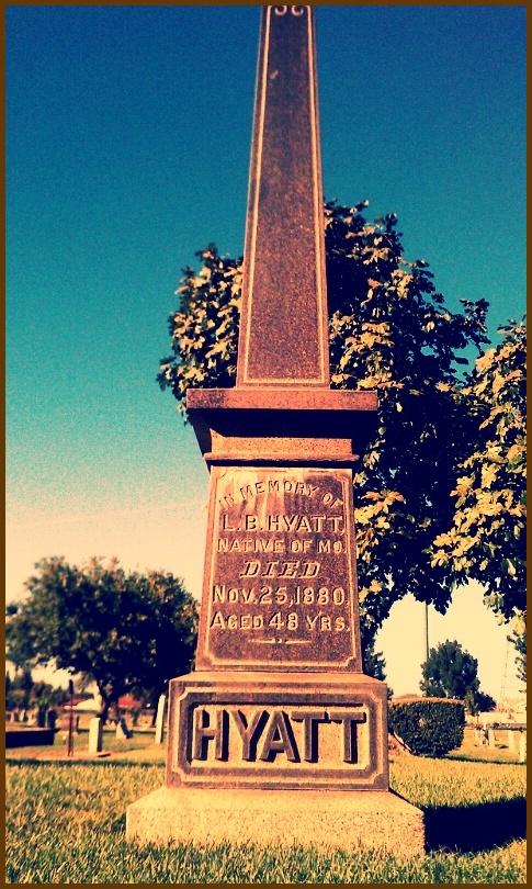 Roseville Cemetery #3