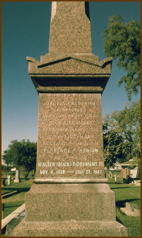 Roseville Cemetery #4