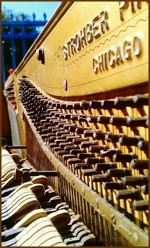 Strohber Piano