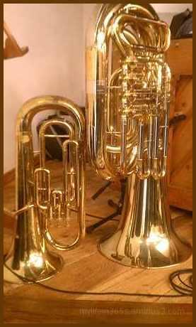 Big Horn, Little Horn
