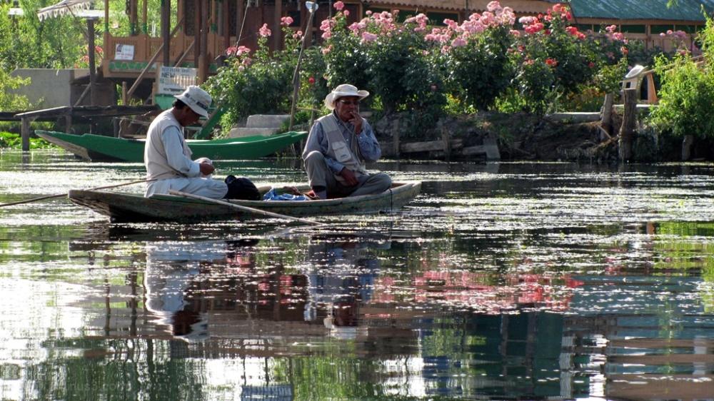 Dla Lake Kashmir