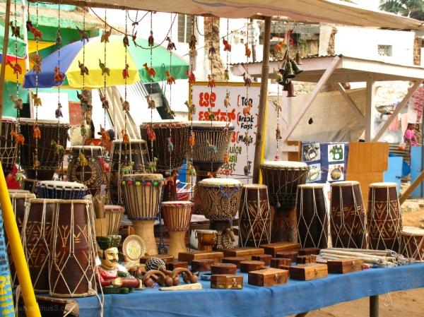 Hampi Market