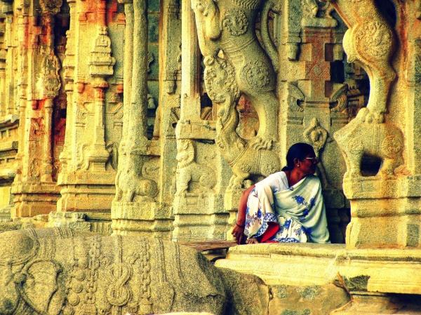Hampi Vitthala-temple