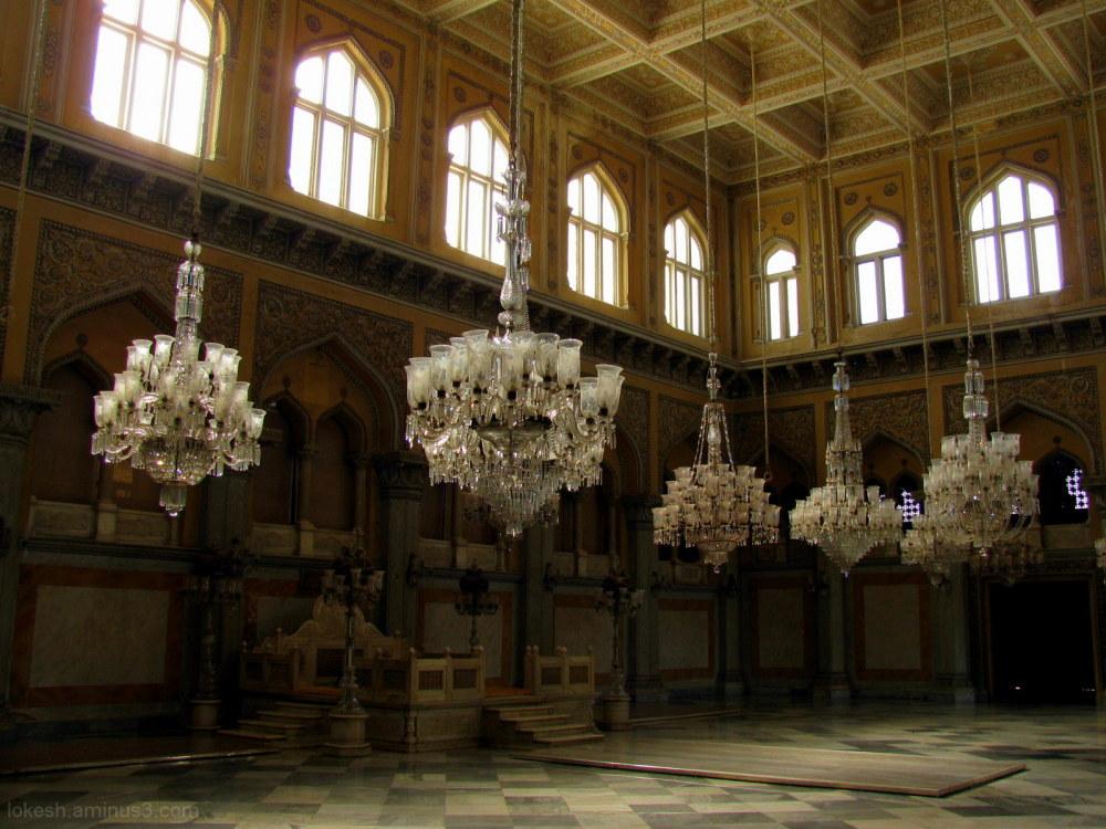 Chaumahalla Palace Hyderabad