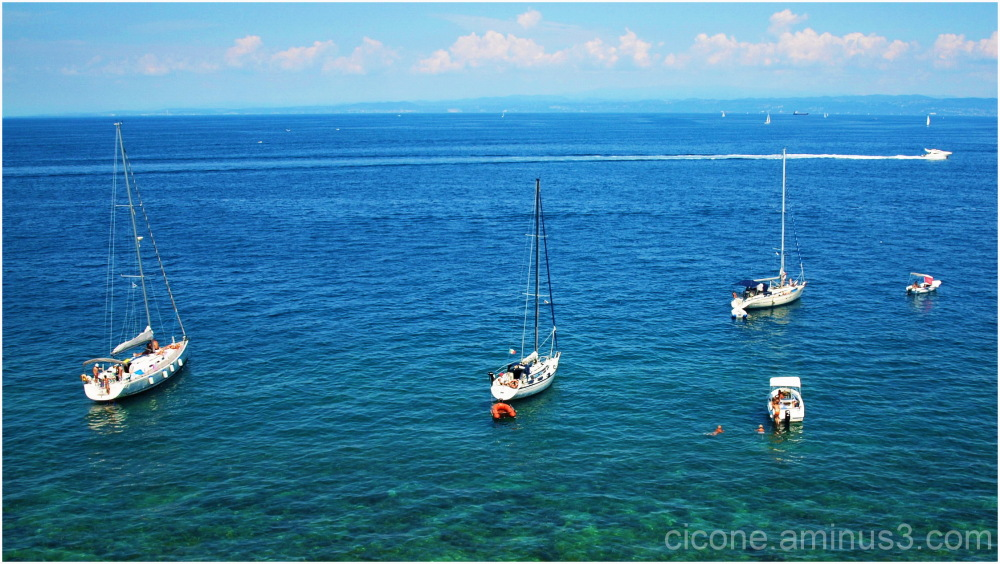 Mediterranean Sea - Izola - Slovenia