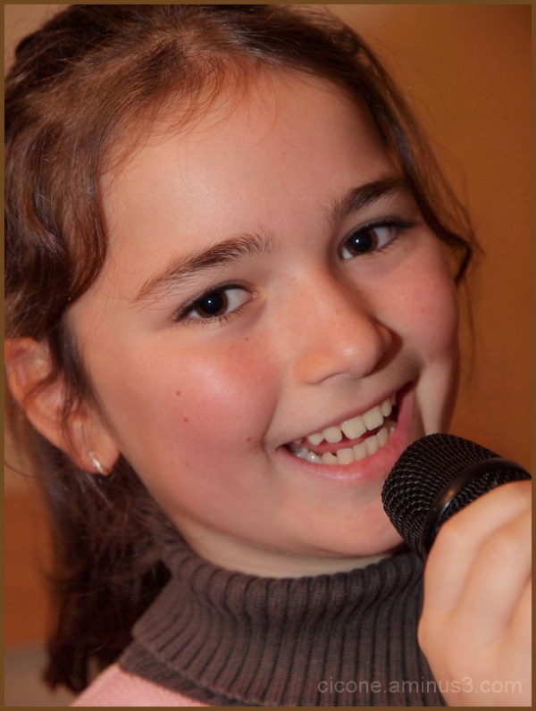 I wanna be a singer