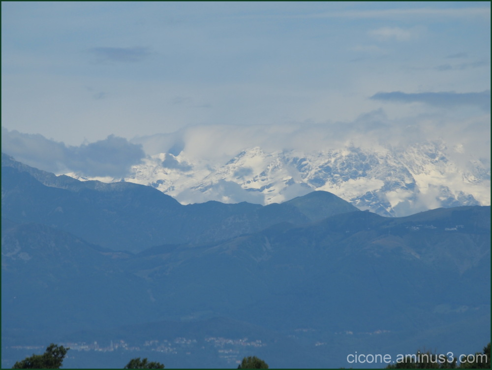 Les Alpes