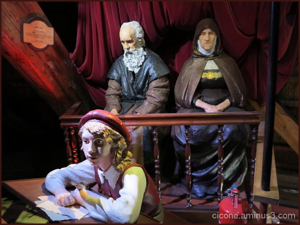 Rembrandt Molen van Sloten