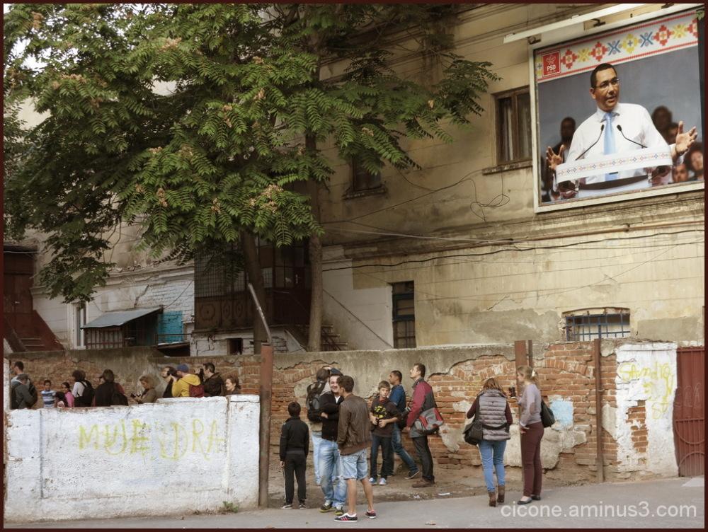 A walk through Bucharest