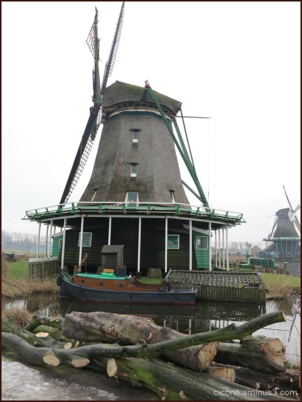 Winter in Zaandam/4