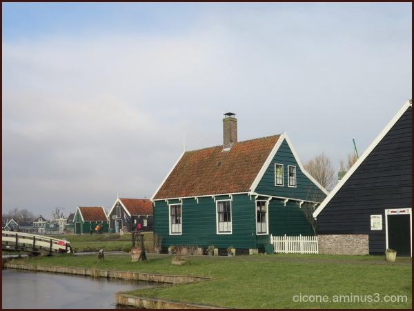 Winter in Zaandam/8