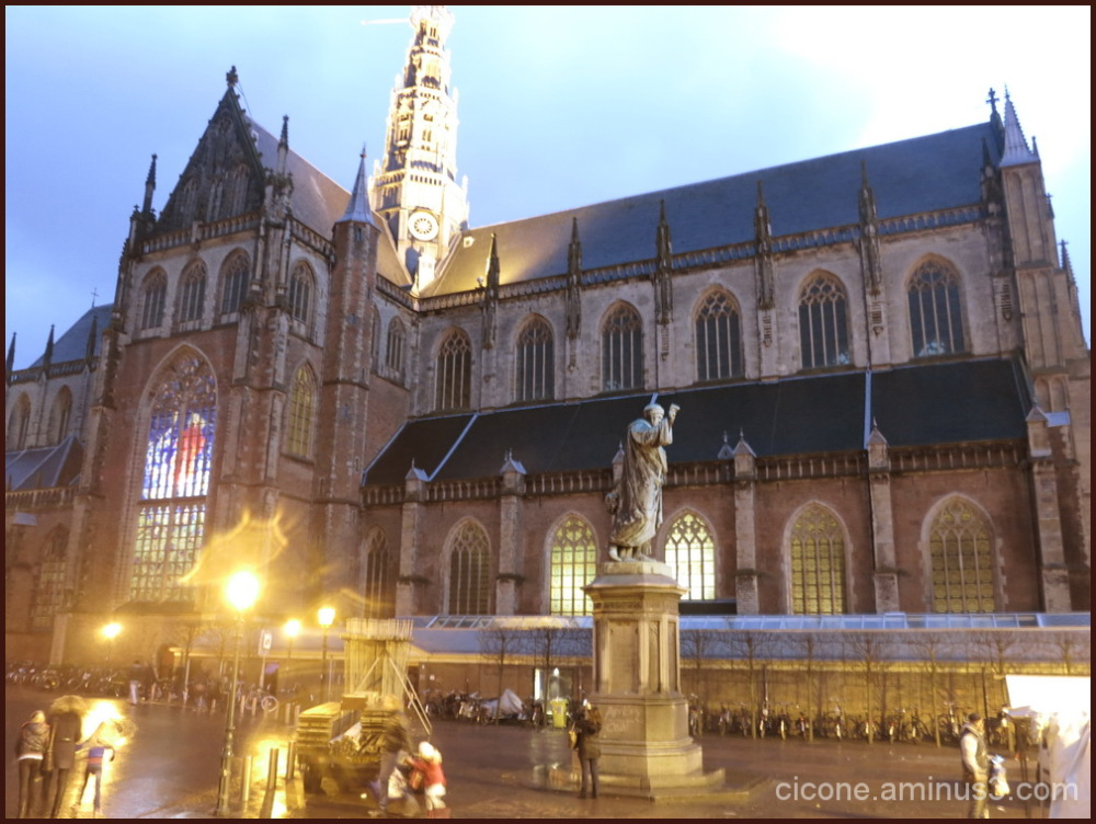 Haarlem Cathedral