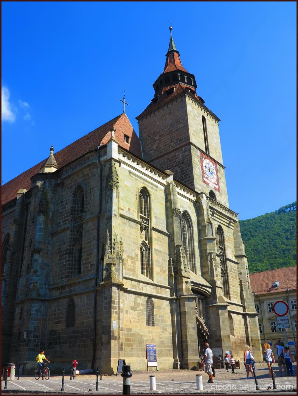 Black Church -Brasov