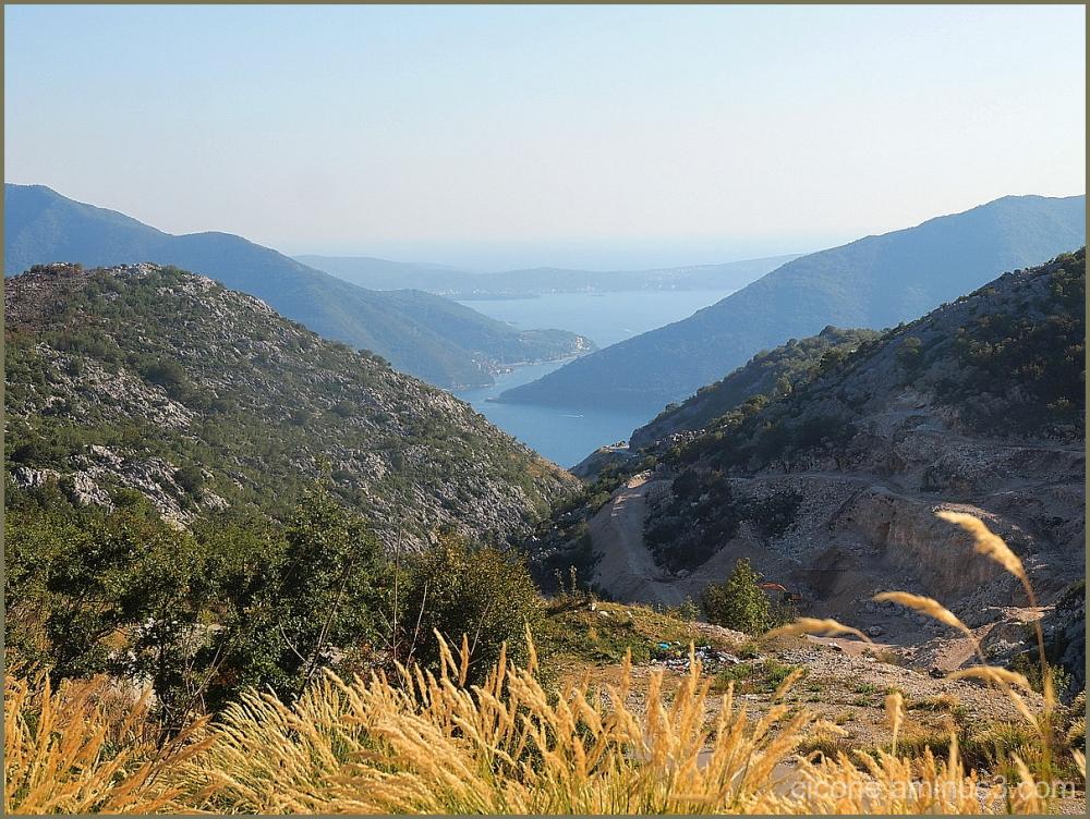 Wonderful view in Kotor