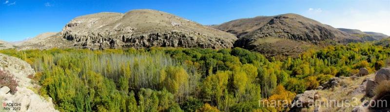 پاییز بهشت آذربایجان از نگاه دوربین من :)