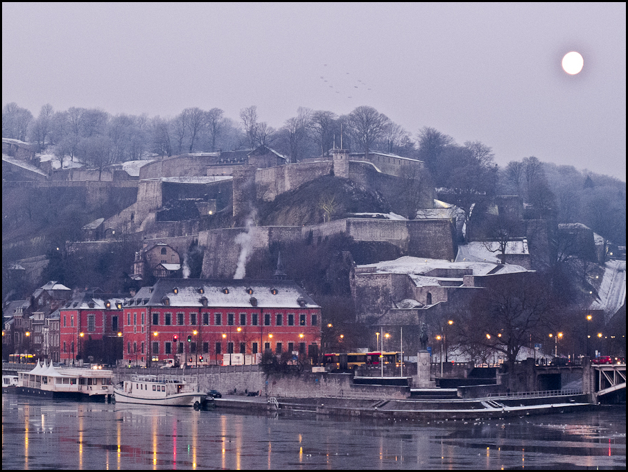 Namur, Vauban, Meuse
