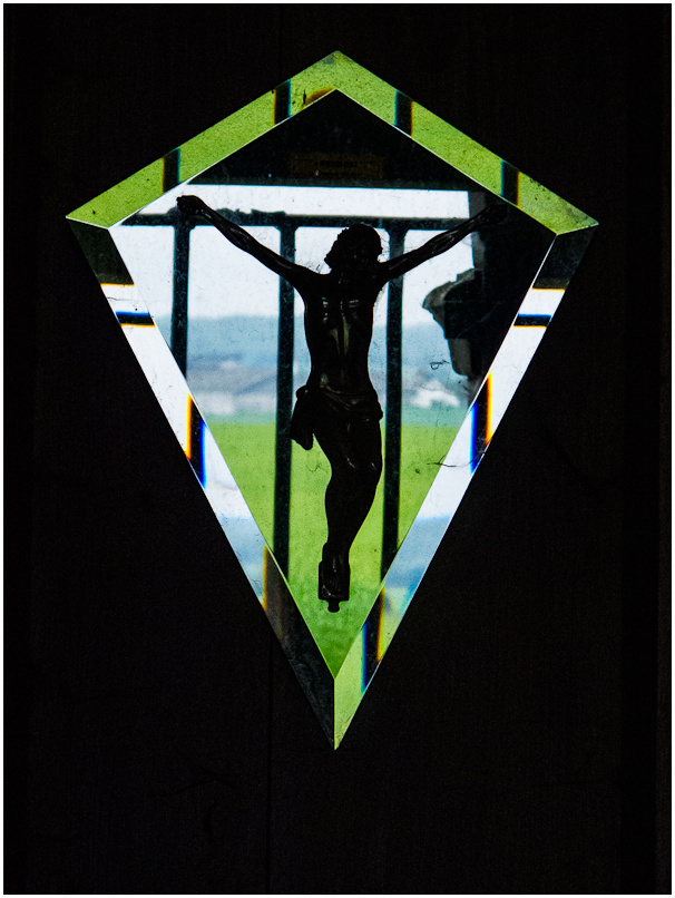 chapel, christ, reflection