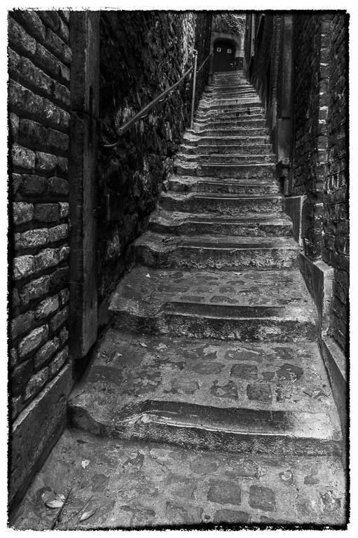 staircases, lane