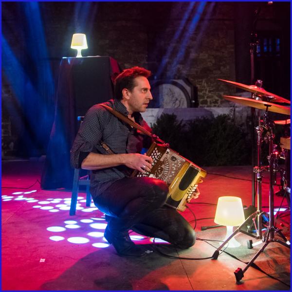 musician, accordionist