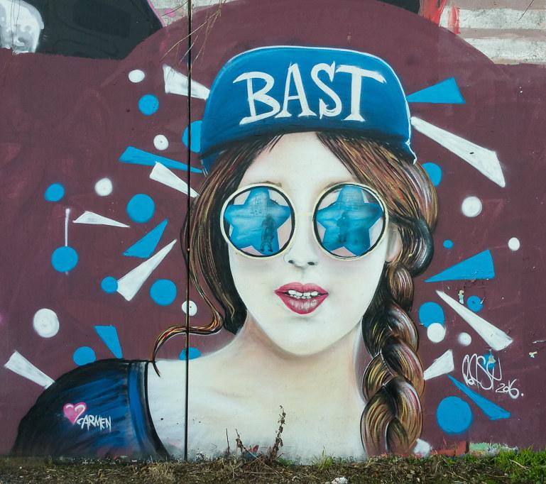 street art, photo: Michel Van Achter
