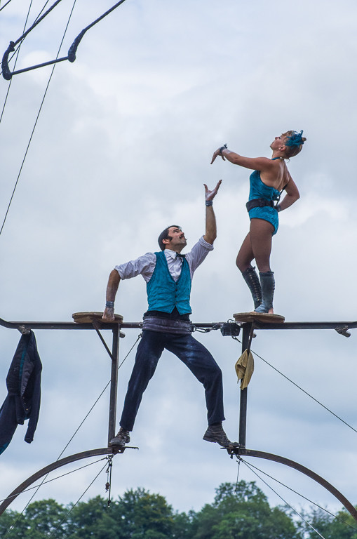 trapezist
