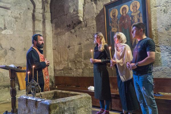 Baptism in Georgia