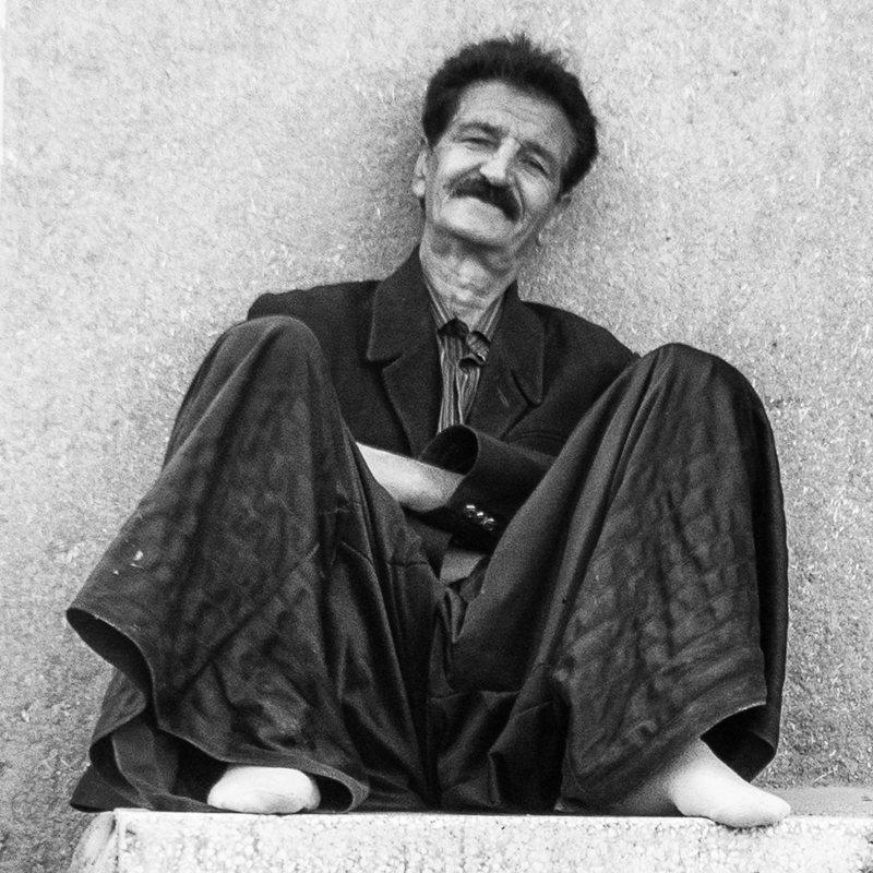 portrait Iran