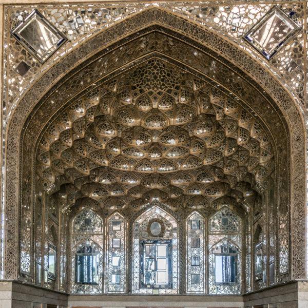 Iran palais 40 colonnes