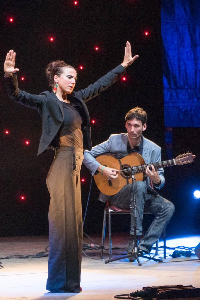 dancer flamenco