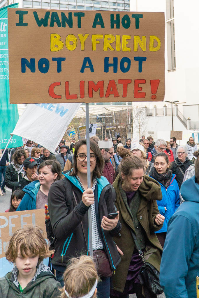 Demonstration climate